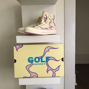 Golf le Fleur x Converse Chuck 70 Pastel Yellow